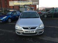 Vauxhall Corsa 1.2 i 16v Life 5dr FULL SERVICE HISTORY,2 KEYS,