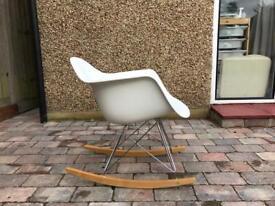 Genuine Vitra eames RAR rocking chair