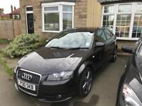Audi A3 S Line 2.0 TDI open to offers
