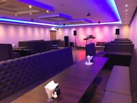Beautiful Hall for Hire for any occasion, in East London