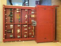 Large Red Welsh Dresser