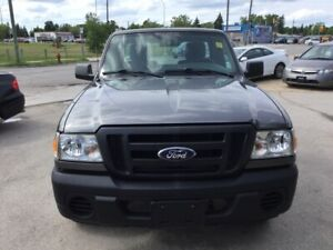 2010 Ford Ranger XL Accident free Manitoba vehicle