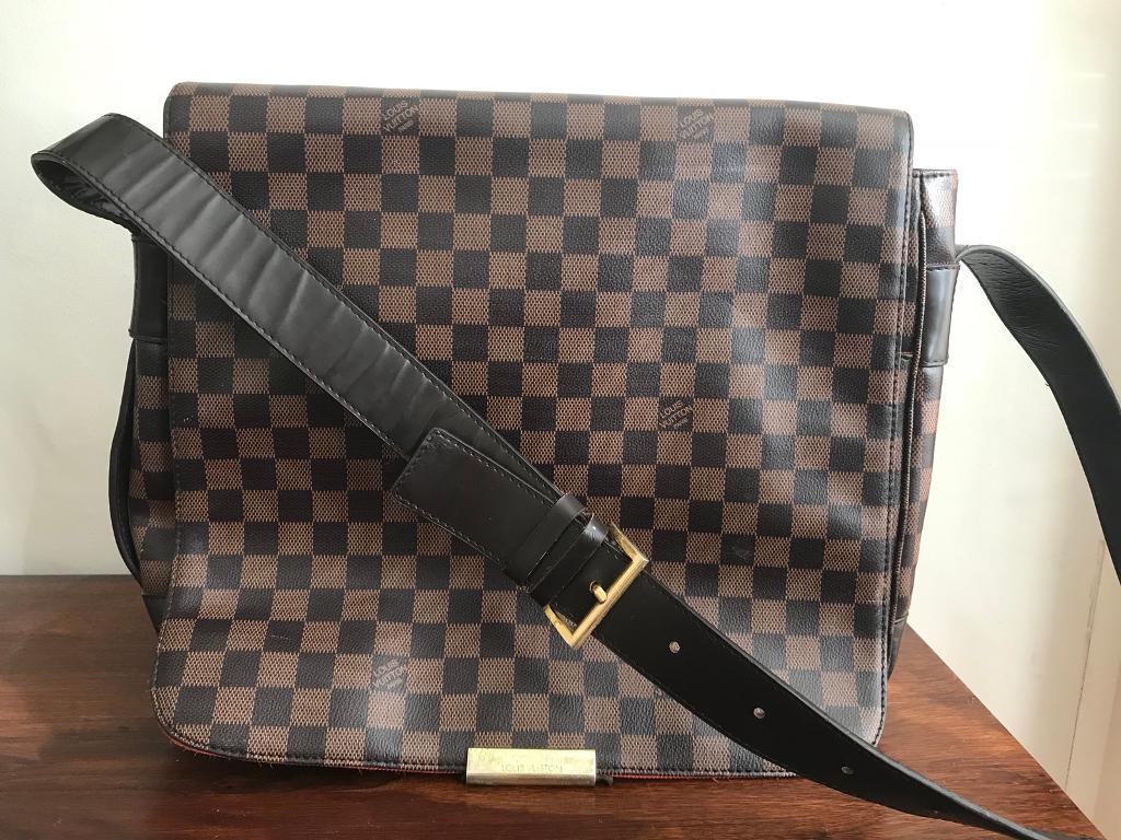 71b2ce956373 Louis Vuitton Damier Ebene Bastille Messenger Bag