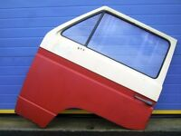 VW T25 - CAB DOOR PASSENGERS SIDE - TRANSPORTER - T3 - CAMPER - NEARSIDE