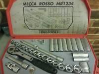 Teng tools socket set mr1234