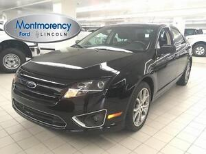 2012 Ford FUSION SEL CUIR, TOIT OUVRANT
