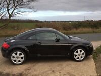 AUDI TT MINT AND FULL SERVICE