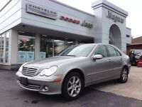 2007 Mercedes-Benz C-Class 3.0L,LEATHER,HEATED SEATS,ALLOYS,