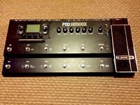 Line 6 HD500X Guitar Effects Pedal