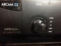 Arcam Alpha 6 stereo amplifier