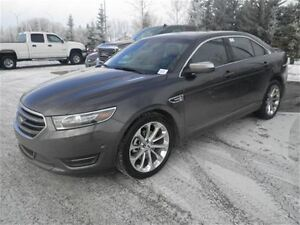 2016 Ford Taurus Limited AWD Nav Sunroof Leather