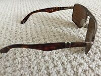 Persol 2363S Brown/Gold Polarised Sunglasses