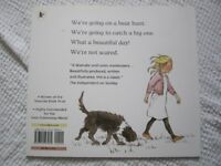 Brand new We're Going on a Bear Hunt Paperback. Follow and join in the family's excitement as they