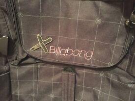 Billabong suitcase £20
