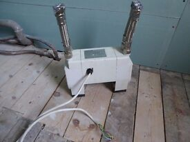 Power shower pump by Mira - twin inlet/outlet model ppt3