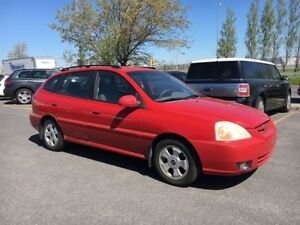 2003 Kia Rio WAGON - 8 TIRES AUTOMATIC A/C