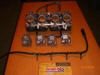 Kawasaki ZX7R Carburettors & Factory Pro Jet Kit