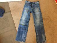 G star 3D loose men's jeans 30w 34l
