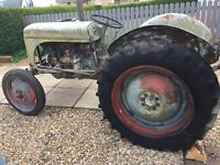 Ferguson Vintage TEA 20 Tractor