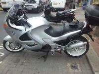Silver BMW K1200 RS (2002) £2500 o.n.o Excellent Condition