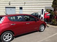 2015 Nissan Leaf SV hatchback