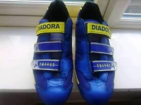 Diadorra cycling shoes size 11