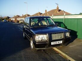 2.5 td p38 Range Rover ( PRICE REDUCED )