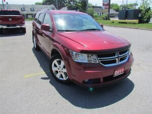 2011 Dodge Journey SXT | HEATED SEATS | SAT RADIO