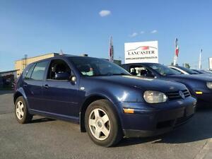2002 Volkswagen Golf GLS TDI