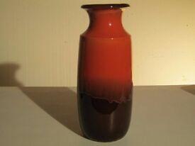 German vase - marked Scheurich-Keramik 239-41 W.Germany