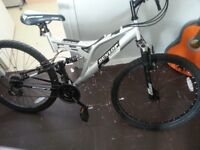 monting bike