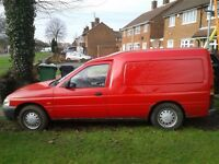 Ford escort van 1.8D