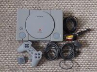 Original Playstation 1 , good working order, 1 controller and leads
