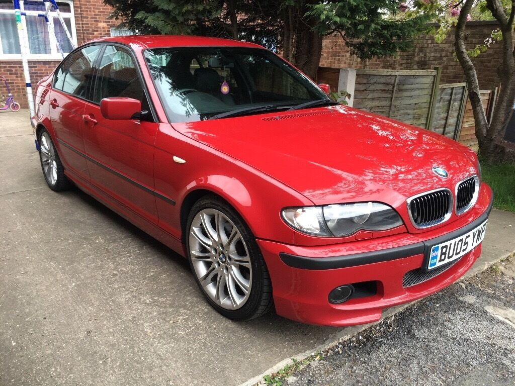 BMW 330i M Sport auto 2005 E46 FDSH 1 Owner | in Shrewsbury ...
