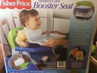 Fisher Price Booster Seat