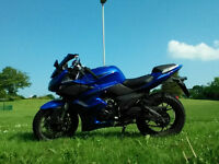 AJS R7 125cc Motorcycle / Bike