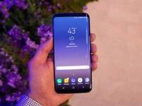 Samsung Galaxy S8+ 64GB and 128GB card SWAP