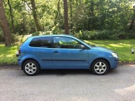 2006 Volkswagen Polo 1,2 litre 3dr