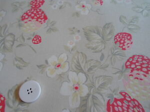 PATCHWORK CATH KIDSTON FRUIT & BIRD COTTON DUCK some RARE VINTAGE small sizes