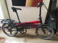 Tern D8 2016 Folding Bike