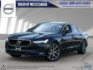 2017 Volvo S90 T6 AWD Momentum from 0.9%-6Yr/160, 000- PreOwned
