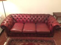 Chesterfield set quick sale