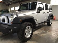 2011 Jeep Wrangler Unlimited Sport. Hard Top Broadbeach Gold Coast City Preview