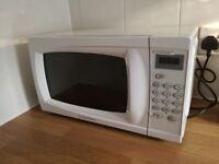 Microwave 650-700 W