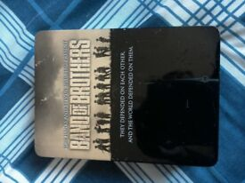Band of Brothers 6 disc box set.