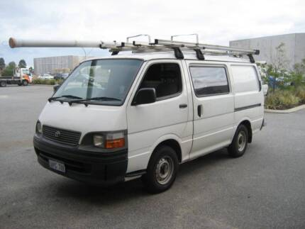 1999 Toyota Hiace Van/Minivan Canning Vale Canning Area Preview
