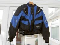 BUFFALO MOTORCYCLE JACKET SIZE LARGE