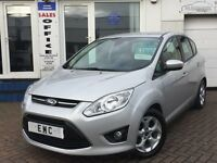 2013 13 Ford C-MAX 1.6TDCi 115ps Zetec~ONE OWNER FROM NEW~FSH~