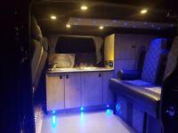 Vauxhall Vivaro Campervan - New Conversion
