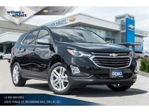2018 Chevrolet Equinox Premier GROUNDED DEMO, TRUE NORTH EDIT...